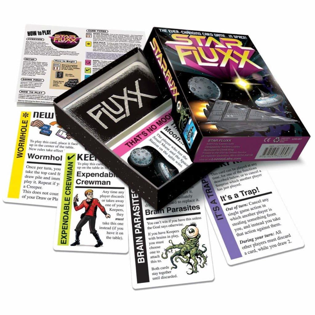 игровой набор для игры флюкс