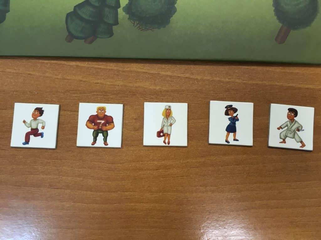 карточки с персонажами игры зомби в доме