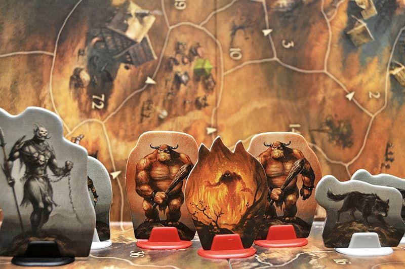 монстры и герои игры андор