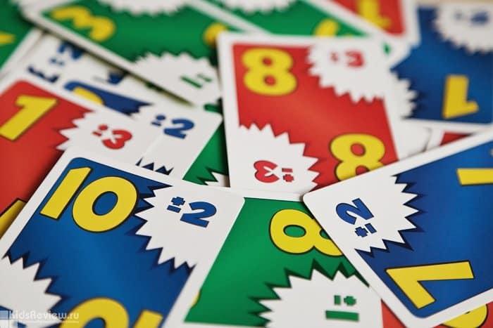 карты для настольной игры 7 на 9