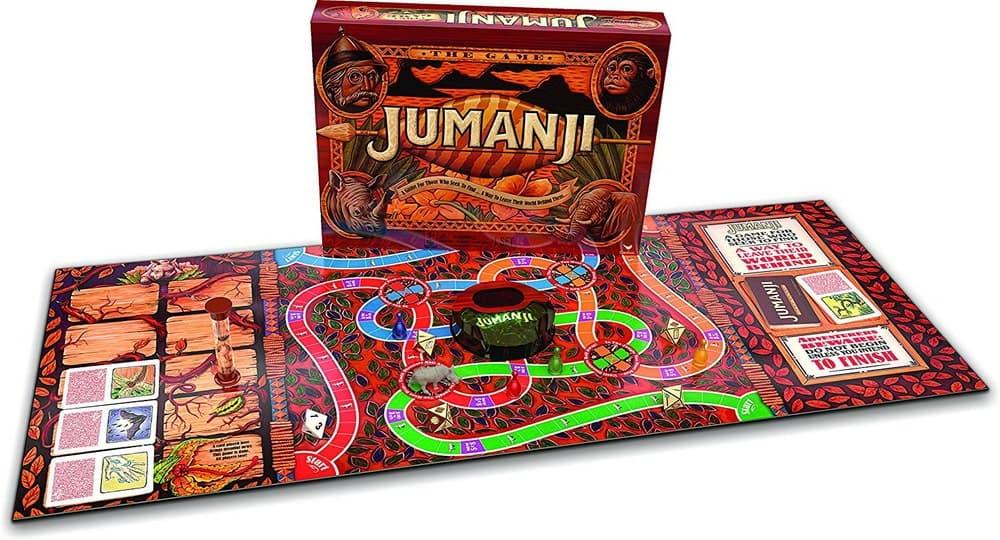 Играть в джуманджи