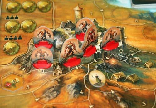 игровые земли в игре андор