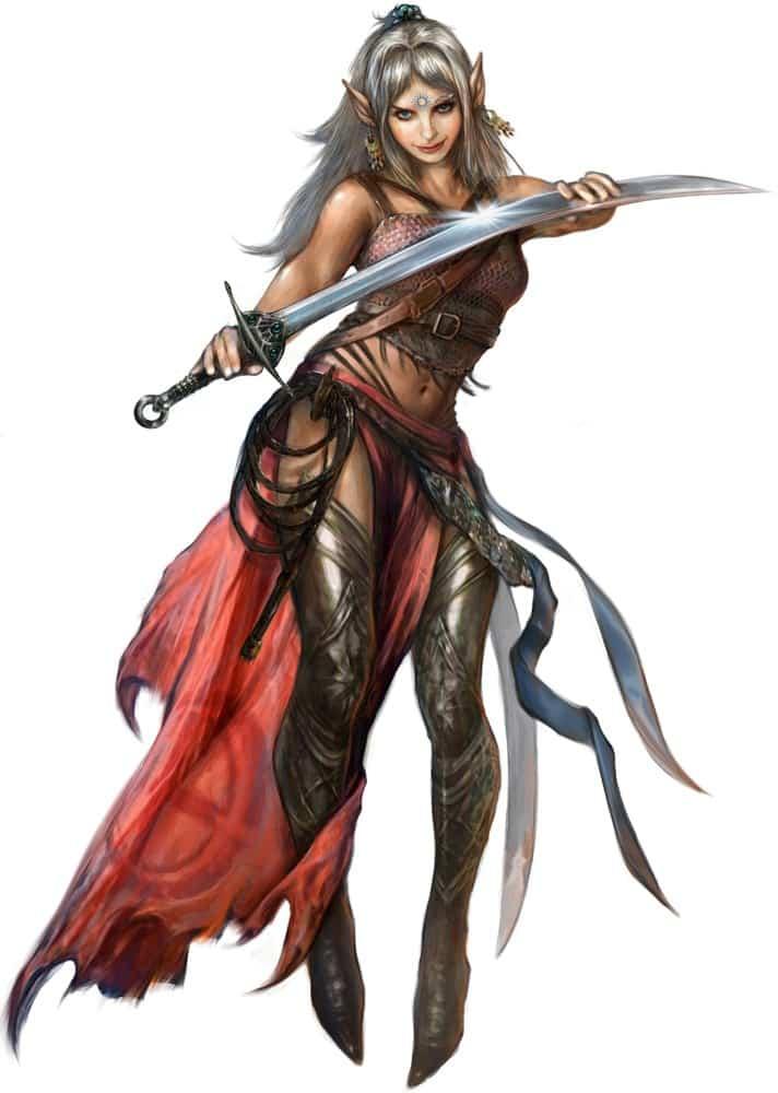 герой игры pathfinder