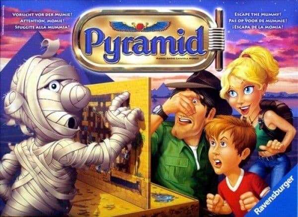 обложка игры пирамида