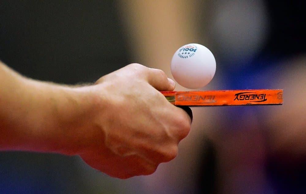 ракетка с мячиком