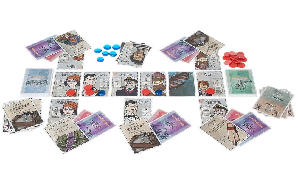 карты для игры