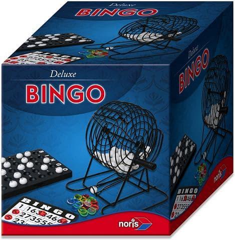 кОРОБКА с настольной игрой бинго