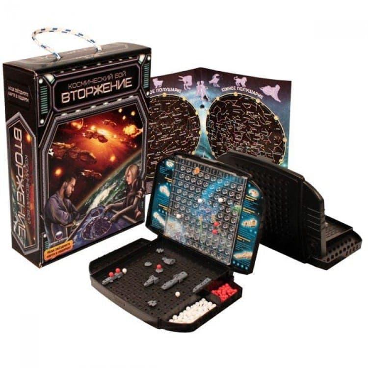 набор для игры космический бой