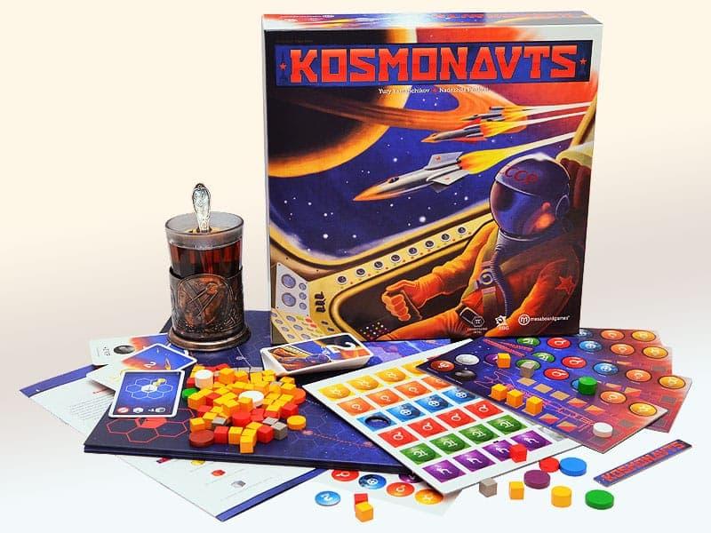 комплект для настольной игры Космонавты.