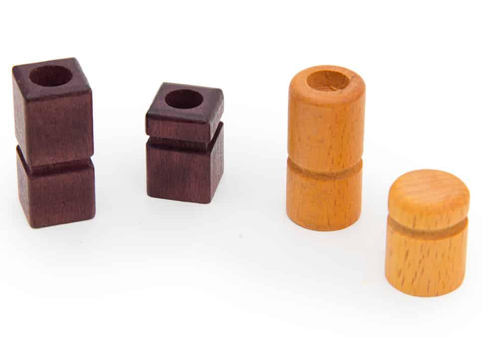 деревянные фишки