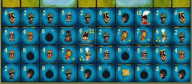 игровые клетки