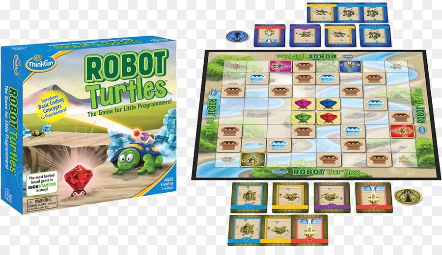 роботы-черепахи
