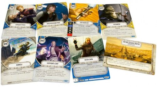 Star Wars: Destiny. Оби Ван Кеноби снова в деле