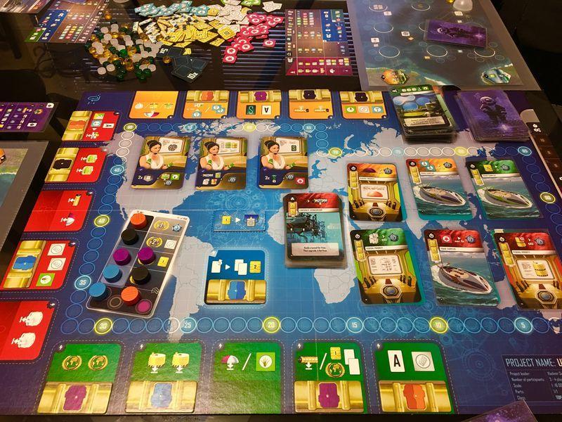играем в Подводные города