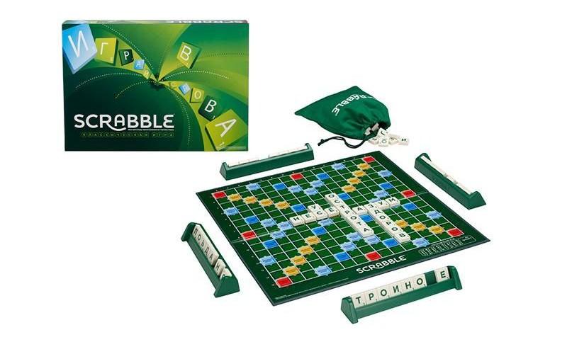 Скрэбус (Scrabble)